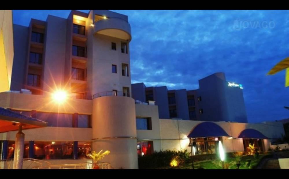 L'hôtel Radisson Blu de Bamako. ©  DR