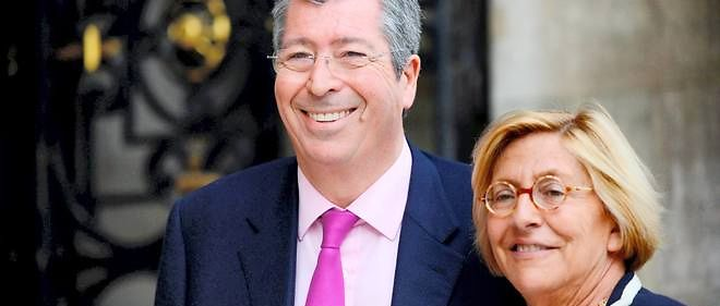 Patrick Balkany et Isabelle Balkany, photo d'illustration.