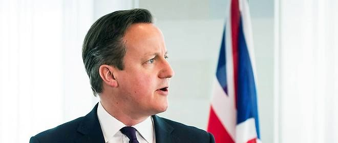 David Cameron, photo d'illustration.