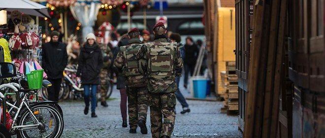 ouverture marché de noel strasbourg 2018 anggun Strasbourg : le marché de Noël ouvre vendredi sous haute sécurité  ouverture marché de noel strasbourg 2018 anggun