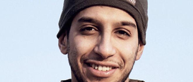 Abdelhamid Abaaoud, suspecté d'être le cerveau des attentats.