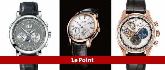 Belles montres, une affaire de style