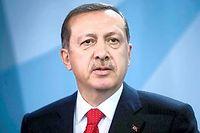 Le président turc Recep Tayyip Erdogan. ©STEFAN BONESS