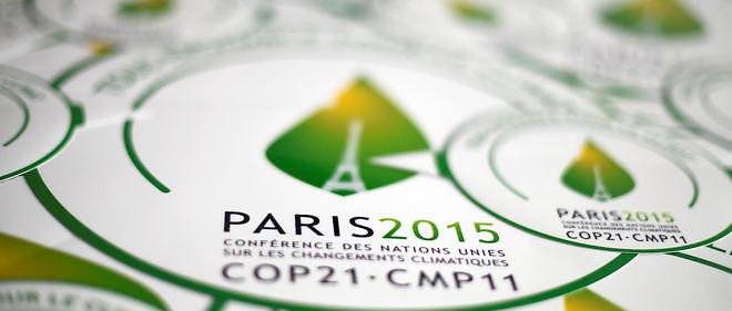 """Le président de la COP21, Laurent Fabius, a annoncé des promesses chiffrées """"inédites"""" faites par 183 pays."""