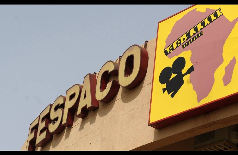 BURKINA-FASO-CINEMA-FESPACO ©  AFP PHOTO / ISSOUF SANOGO