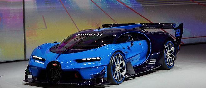 Voiture De Sport >> Bugatti Chiron La Plus Extravagante Des Voitures De Sport
