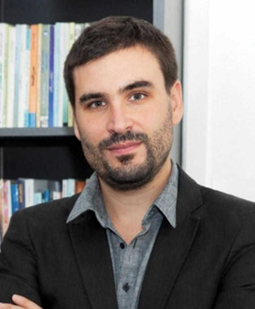 Le chercheur Stéphane Lacroix ©  DR