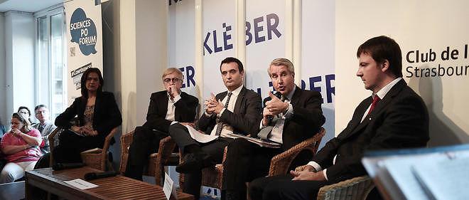 Les candidats d'Alsace-Champagne-Ardenne-Lorraine ne peuvent éviter le débat sécuritaire lié aux attentats.