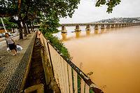 L'État brésilien du Minas Gerais subit, à la suite de la rupture de deux barrages, une terrible pollution aux « boues rouges ». ©GABRIELA BILO