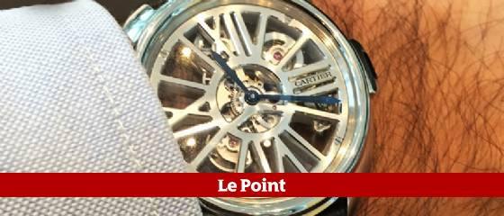 SIHH 2016 : Cartier déshabille sa clé