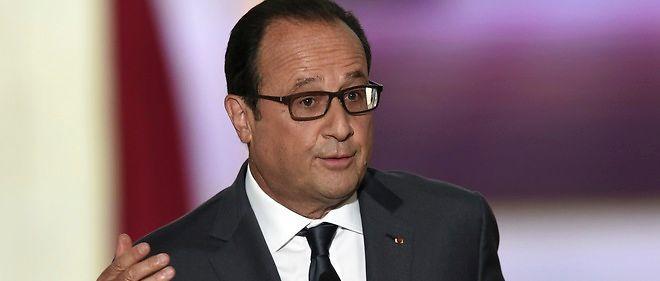 Le président de la République François Hollande, le 7 septembre 2015.