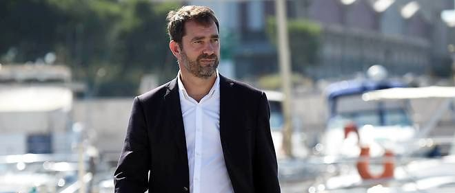 Christophe Castaner, chef de file des socialistes aux régionales.