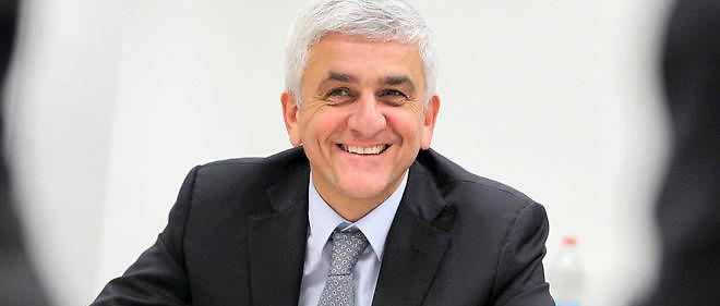Président du Nouveau Centre, Hervé Morin guigne la présidence de la nouvelle région Normandie.