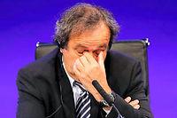 Michel Platini est suspendu pendant huit ans. Image d'illustration. ©Sang Tan