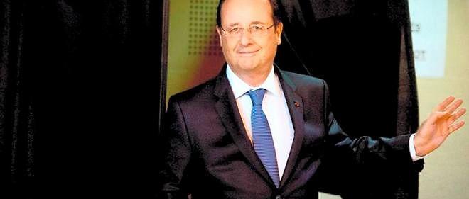 François Hollande vote à Tulle, son fief corrézien. (Image d'illustration.)