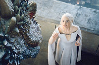 "Daenerys, la reine des dragons dans ""Game of Thrones"""
