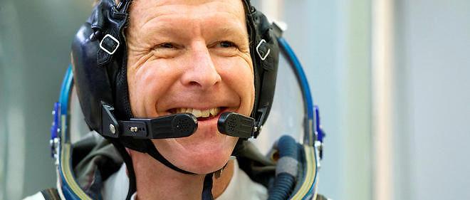 Major Tim veut réaliser un exploit sportif et courir le marathon dans l'espace en un peu plus de 3 h 30.
