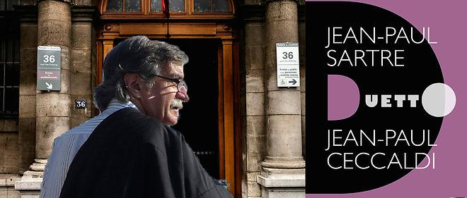Passez votre week-end avec Jean-Paul Sartre