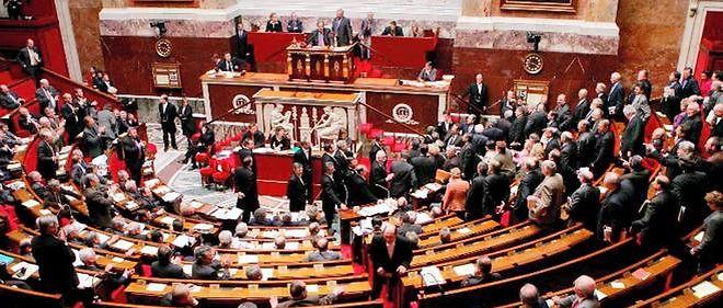 L'Assemblée nationale, le 15 mars 2006.