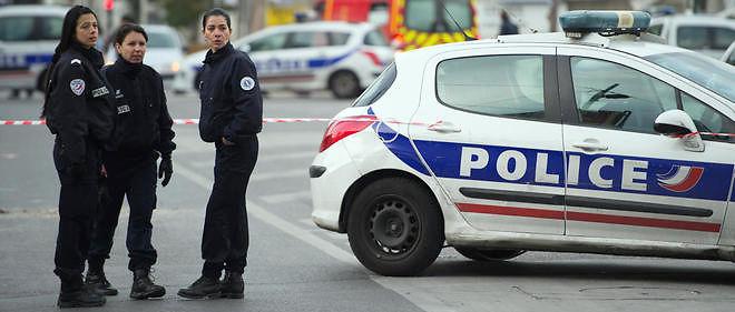 Une voiture de police à Marseille, le 26 avril 2015.
