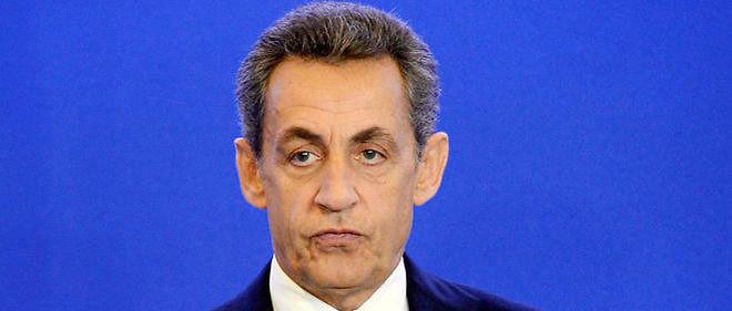 Nicolas Sarkozy le 14 novembre 2015.