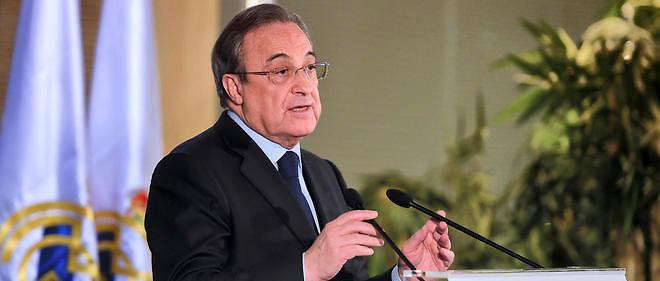 Florentino Pérez va faire appel de cette décision.