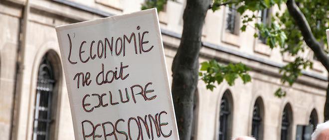Une manifestation contre le chômage et la précarité doit se tenir à Paris.
