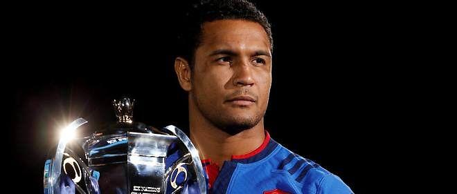 Thierry Dusautoir, 34 ans et désormais ex-capitaine de l'équipe de France de rugby.