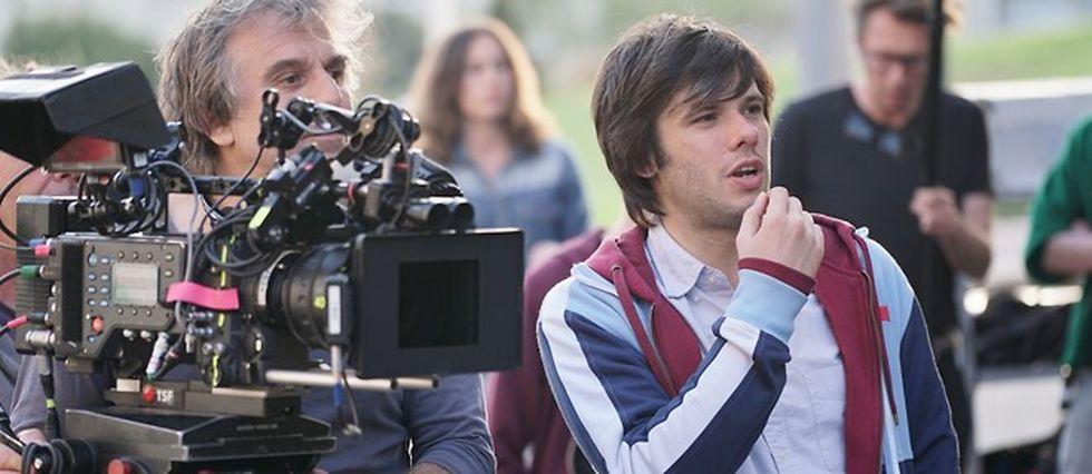 """Le rappeur normand Orelsan passe derrière la caméra pour le film """"Comment c'est loin""""."""