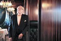 Dans les années 1960, Jean-Marie Le Pen était directeur d'une maison de disques, la Serp. ©JEAN-SEBASTIEN EVRARD