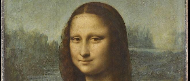 La Joconde, au musée du Louvre