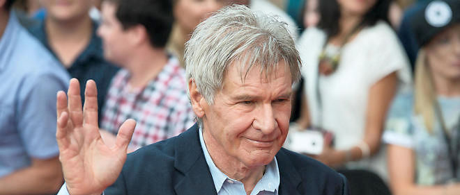 Harrison Ford a tacle Donald Trump. Image d'illustration.