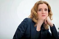 Nathalie Kosciusko-Morizet, actuellement numéro deux du parti Les Républicains. ©ROMUALD MEIGNEUX/SIPA