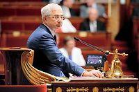 En dépit de sa défaite aux régionales, Claude Bartolone restera président de l'Assemblée nationale. ©BERTRAND GUAY