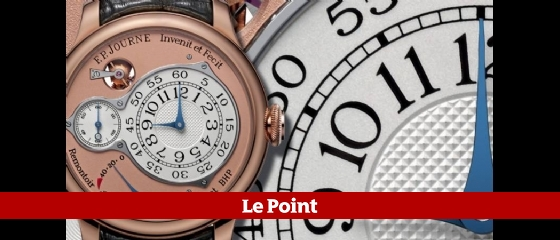 F.P.Journe : precision mecanique