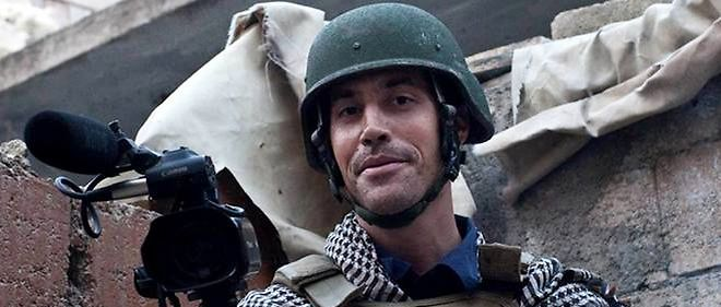 James Foley, photo d'illustration.
