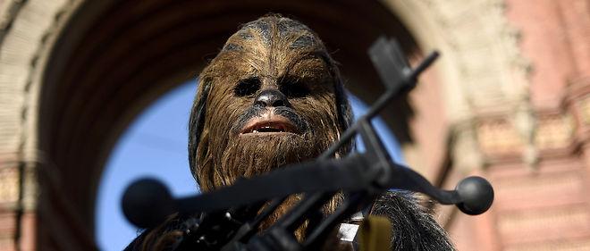 """Chewbacca est depuis la création de """"Star Wars"""" l'un des personnages les plus récurrents à l'écran."""
