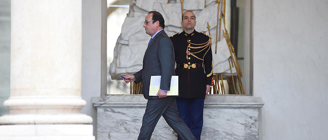 Francois Hollande a preside le seminaire gouvernemental. Image d'illustration.