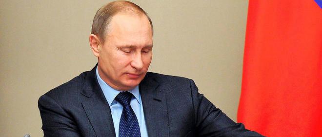 Vladimir Poutine s'est exprimé à la télévision russe. Image d'illustration.
