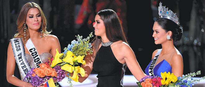 Miss Colombie a cru un instant être la nouvelle Miss Univers. C'était compter sans l'erreur de l'animateur.