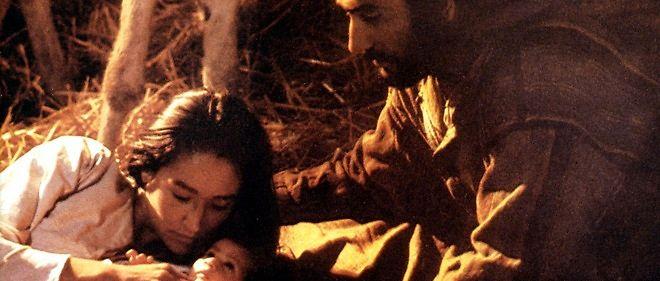 Jésus de Nazareth est un film de Franco Zeffirelli avec Robert Powell et Anne Bancroft (1977).