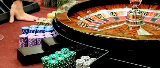 Une roulette dans un casino. Photo d'illustration.
