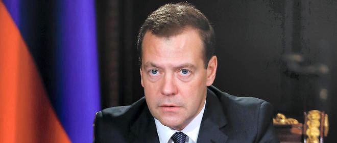 Dmitri Medvedev et la Russie s'opposent au traité de libre-échange signé par l'Ukraine et l'Union européenne. Image d'illustration.