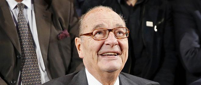 L'ancien président Jacques Chirac lors de l'une de ses dernières apparitions publiques le 21 novembre 2014.
