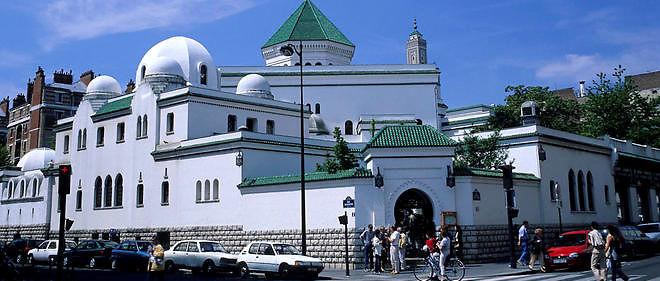 La mosquée de Paris, photo d'illustration.