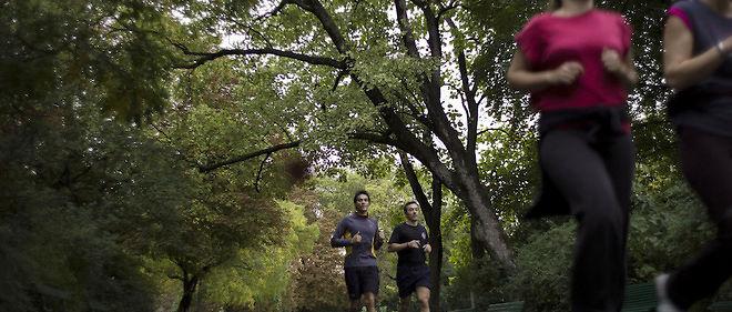 Pour reprendre une activité physique, fixez-vous des objectifs réalistes(photo d'illustration).
