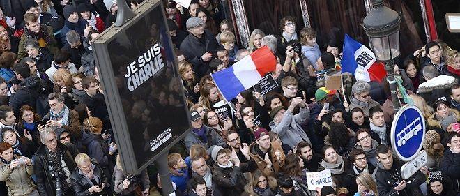 Le 11 janvier, des marches républicaines avaient réuni des millions de personnes sur tout le territoire. Image d'illustration.