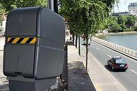 À une petite échelle, cette justice automatisée existe déjà: ce sont les radars routiers. ©Thomas Samson