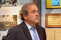 Après avoir été suspendu 8 ans des instances du foot, Michel Platini a retiré sa candidature à la présidence de la Fifa. ©Michal Dolezal