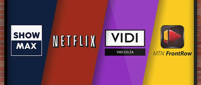 Netflix débarque en Afrique, mais dans un pays comme l'Afrique du Sud, la concurrence fait déjà rage.